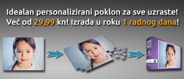 Puzzle iz Vaše fotografije!