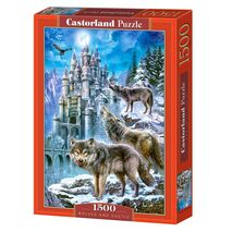 Castorland - Wolves and Castle