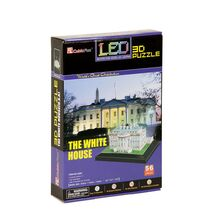 CubicFun - The White House (LED)