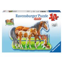 Ravensburger - Happy Horses