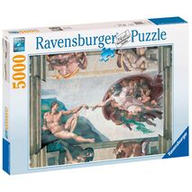 Ravensburger - Michelangelo: Creation of Adam