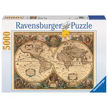 Ravensburger - Historical World Map