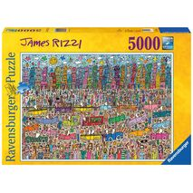 Ravensburger - Nothing is as pretty as a Rizzi City