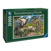 Ravensburger - At the Waterhole