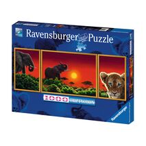 Ravensburger - The Heart of Africa