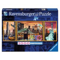 Ravensburger - Sparkling New York