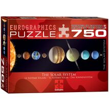 Eurographics - The Solar System II