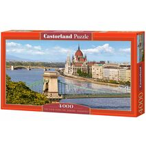 Castorland - View over the Danube, Budapest