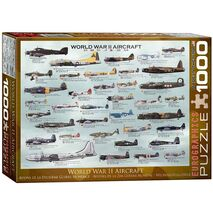 Eurographics - World War II Aircraft