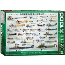 Eurographics - World War I Aircraft