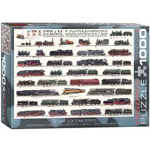 Eurographics - Steam Locomotives