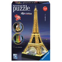 Ravensburger - Eiffel Tower (Night Edition)