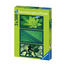 Ravensburger - Natural Impressions in Green
