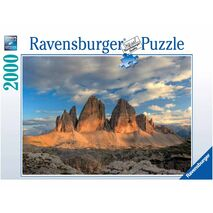 Ravensburger - The Three Lavaredo's Peaks
