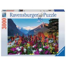 Ravensburger - Flowery Mountains