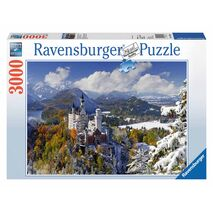 Ravensburger - Neuschwanstein Castle in Winter