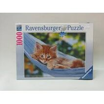Ravensburger - Kitty in a Swing