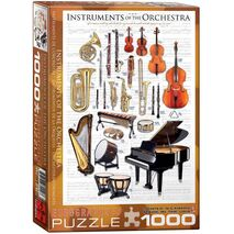Eurographics - Instruments of the Orchestra