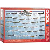 Eurographics - Allied Air Command WWII Fighter
