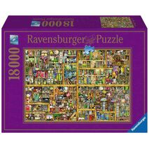 Ravensburger - Magical Bookcase