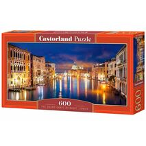 Castorland - The Grand Canal by Night, Venice