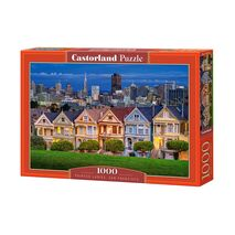 Castorland - Painted Ladies, San Francisco