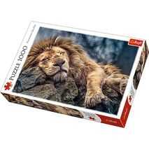 Trefl - Sleeping Lion