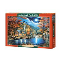 Castorland - Cabin by the Lake