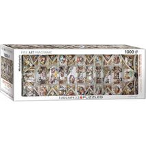 Eurographics - The Sistine Chapel Ceiling