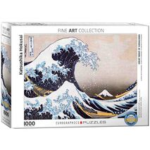 Eurographics - Eurographics - Great Wave of Kanagawa