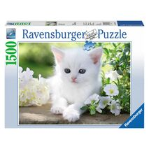 Ravensburger - White Kitten