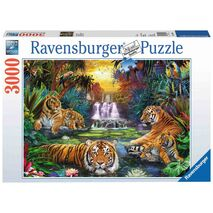 Ravensburger - Tigers at the Waterhole
