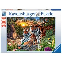 Ravensburger - Hidden Tigers