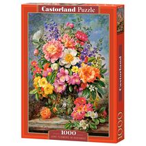 Castorland - June Flowers In Radiance