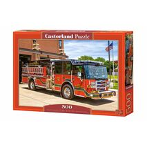Castorland - Fire Engine