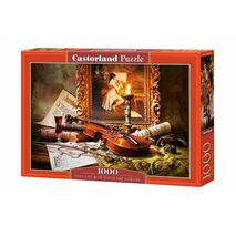 Castorland - Still Life With Violin And Painting