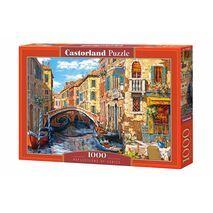 Castorland - Reflections Of Venice