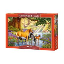 Castorland - Horses By The Stream