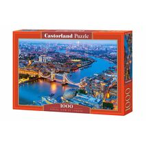 Castorland - Aerial View Of London