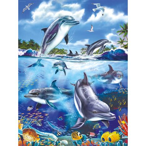 Playtive - Dolphins
