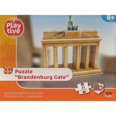 Playtive - Brandenburg Gate
