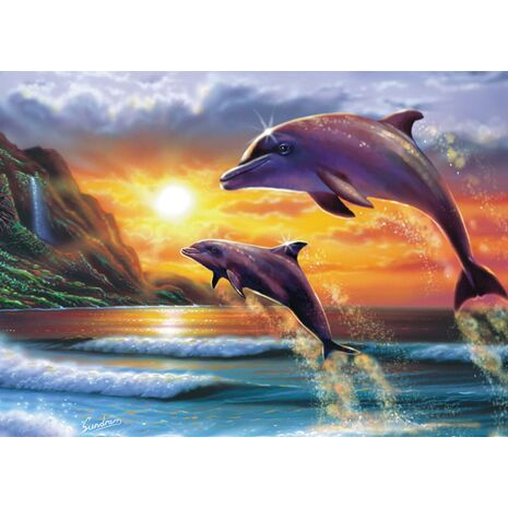 Playtive - 2 Dolphins