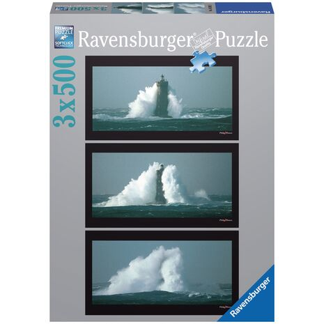Ravensburger - Lighthouse in the Storm