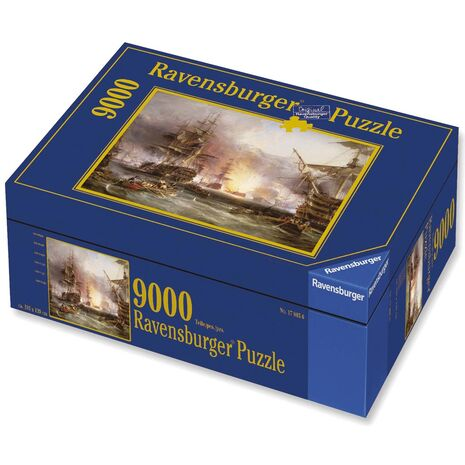 Ravensburger - Bombardment of Algiers