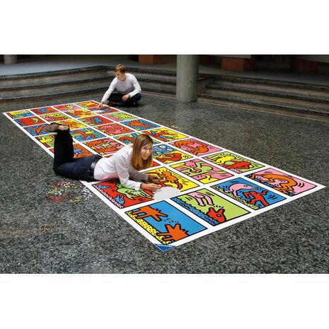 Ravensburger - Keith Haring: Double Retrospect