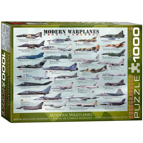 Eurographics - Modern Warplanes
