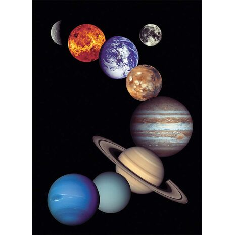 Eurographics - NASA - The Solar System