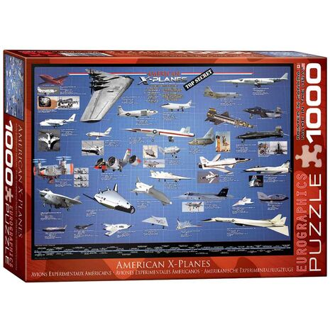 Eurographics - American X-planes