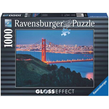 Ravensburger - View of San Francisco