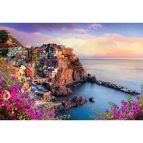 Trefl - View of Manarola